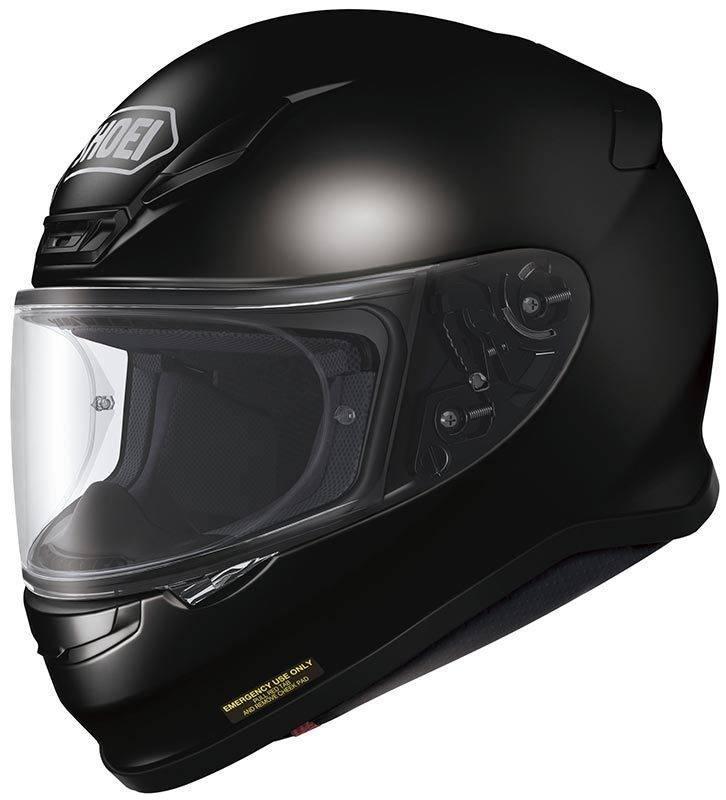 Мотошлем Shoei NXR black L