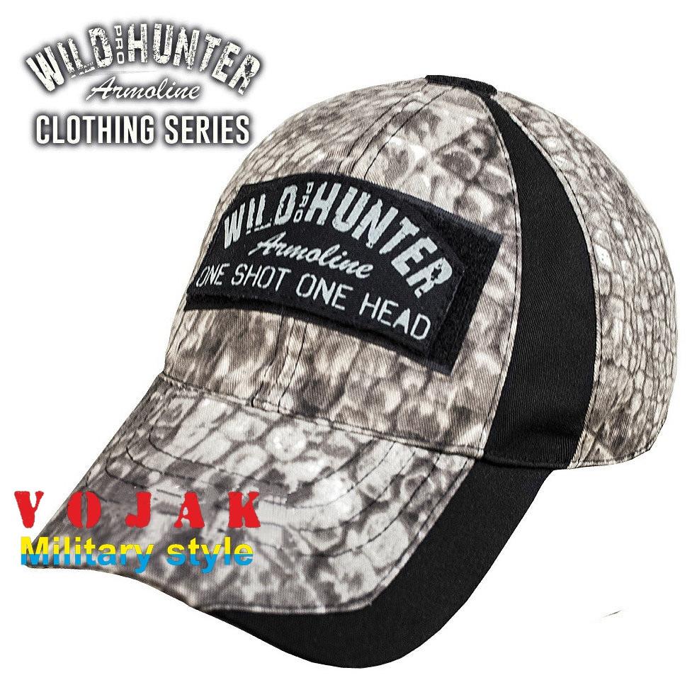 "Бейсболка охотничья ""SHERWOOD"" (WILD HUNTER)"