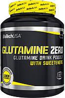 Глютамин BioTech Glutamine Zero (300 г)