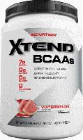 BCAA, Scivation, Xtend, 90 порций, 1200 gram