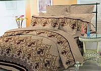 Двухспальное постельное бельё от производителя.