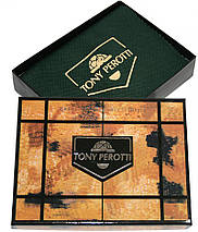 Ключница Tony Perotti Italico 1117-it cognac Коньяк, фото 3
