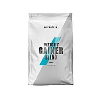 Гейнери MyProtein Weight Gainer Blend (2,5 кг)