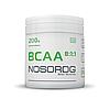 BCAA аминокислоты NOSOROG BCAA 8:1:1 (200 г)