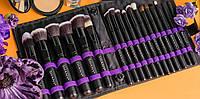 Набор кистей для макияжа Shany Artisans Easel 18 Pcs