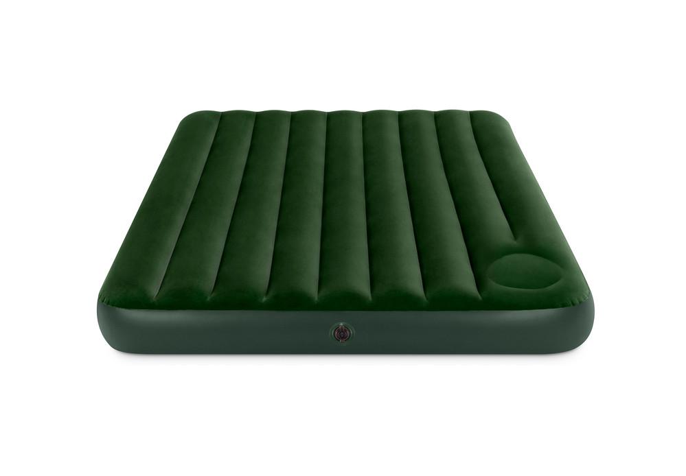 Матрас надувной, туристический двухспальный Intex 66929