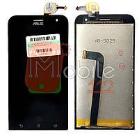 Модульный дисплей Asus ZenFone 2 Laser (ZE500KL ZE500KG ZE500ML Z00ED X00BD) Экран + тачскрин