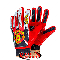 Перчатки вратарские детские Manchester FB-0028-05
