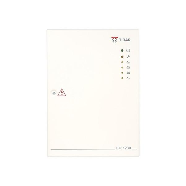 Блок живлення БЖ 1215 12В 1,5 А Тірас
