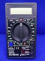 Мультиметр-тестер Digital DT832