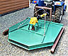 Косилка измельчитель 1.4 м. для минитрактора (Украина), фото 3