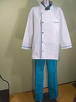 Чоловічий медичний костюм