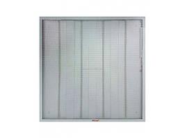 Світлодіодна панель із розсіювачем призма - 36Вт (595*595*18mm) 6400K 3400 люмен LEZARD
