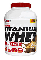 Протеины SAN 100% Pure Titanium Whey Essential (2250 г)