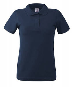 Женская футболка поло XL, KNV Тёмно-Синий