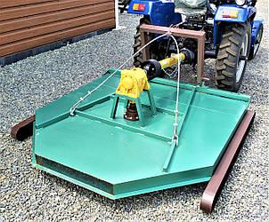 Косилка измельчитель 1.5 м. для минитрактора (Украина)