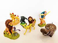 Набор игрушек Король Лев 8 шт