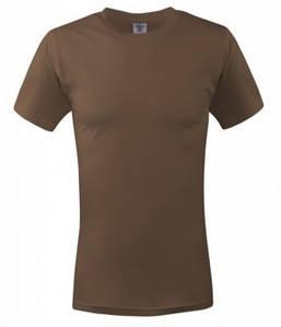 Детская футболка классическая L, KBR Коричневый