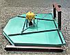 Косилка измельчитель 1.6 м. для минитрактора (Украина), фото 10
