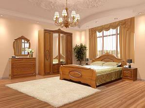 Спальня, спальный гарнитур Катрин