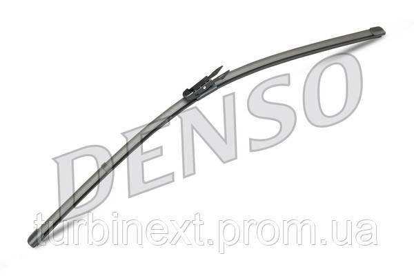 Щетки стеклоочистителя БЕСКАРКАСНЫЕ MERCEDES-BENZ  A-CLASS W169  B-CLASS (W245) 650+580 DENSO DF118