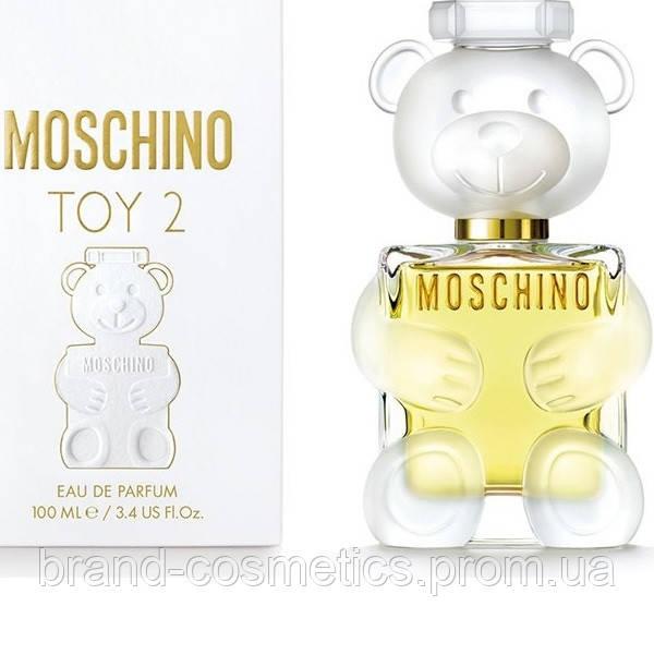Женская парфюмированная вода Moschino Toy 2 100 мл