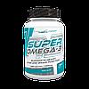 Комплекс незаменимых жирных кислот TREC nutrition Super Omega 3 (120 капс) (105484) Фірмовий товар!