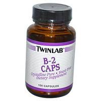 Витамины и минералы Twinlab B-2 caps (100 капс)