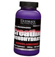 Креатины Ultimate Nutrition Creatine Monohydrate (200 капс)