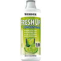 Энергетики Weider Fresh Up Concentrate (1000 мл)