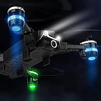 Невероятные полеты с трансляцией видео на смартфон - Квадрокоптер S161 / Дрон с Wi-Fi камерой