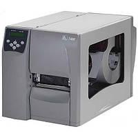 Полупромышленный принтер штрих кодов ZEBRA S4M
