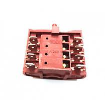 Переключатель для электроплиты Tibon (4+4) Ref 440/16А/250V/Т125, фото 3