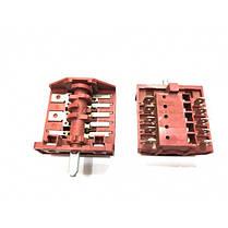 Переключатель для электроплиты Tibon (5+5) Ref 440/16А/250V/Т125, фото 3