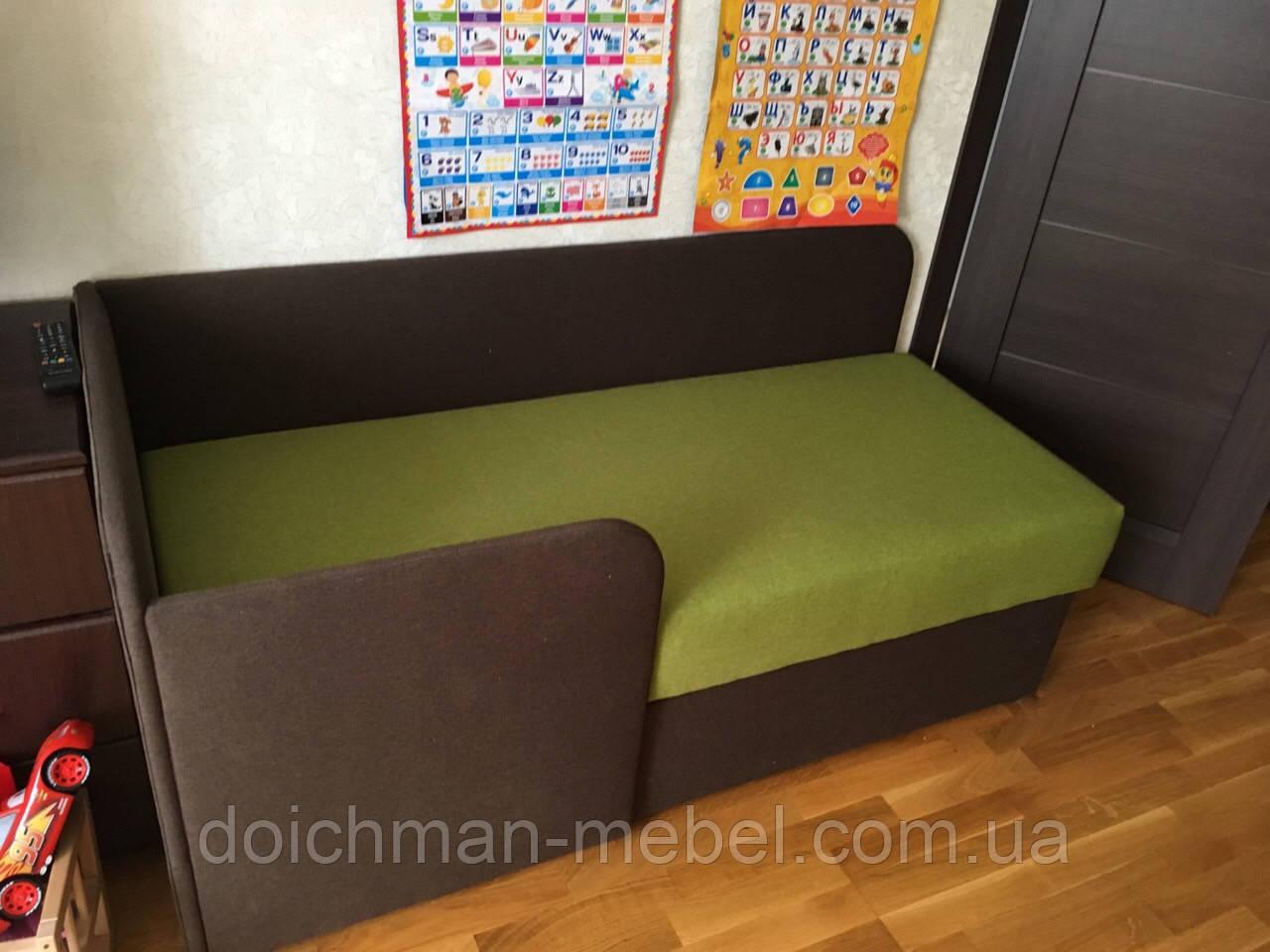 Детская кроватка с боковинками на заказ