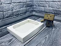 *10 шт* / Коробка для пряников / 150х200х30 мм / Белая / окно-обычн, фото 1