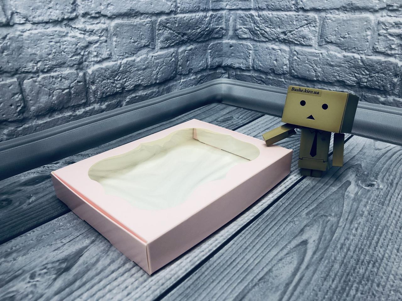 *10 шт* / Коробка для пряников / 150х200х30 мм / печать-Пудр / окно-обычн / лк
