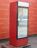 """Холодильная шкаф витрина """"Frigorex FV-500"""" (Россия), полезный объем 500 л., Б/у , фото 1"""