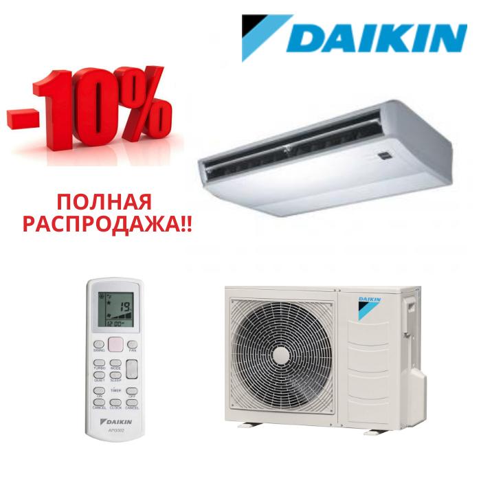 Кондиционер DAIKIN FLQN125/RQ125