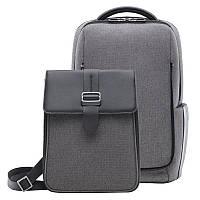 Рюкзак Xiaomi Mi Fashion Commuter Backpack Gray (RM6017001/ZJB4118CN)_