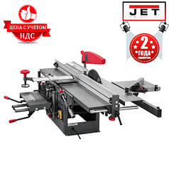 Комбинированный деревообрабатывающий станок JET JKM-300 (2.1 кВт, 220 В)