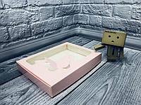 *10 шт* / Коробка для пряников / 150х200х30 мм / печать-Пудр / окно-Бабочка / лк, фото 1