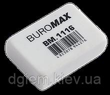Ластик BUROMAX прямокутний BM.1116