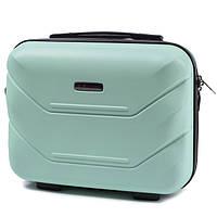 Ручная кладь светло голубая, лоукостер, багаж, виз еир, wizzair 30*40*20 30Х40Х21