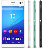 Бронированная защитная пленка на экран для Sony Xperia C4