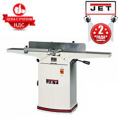 Фуговальный станок JET 54A HH (1.35 кВт) с ножевым валом «helical»