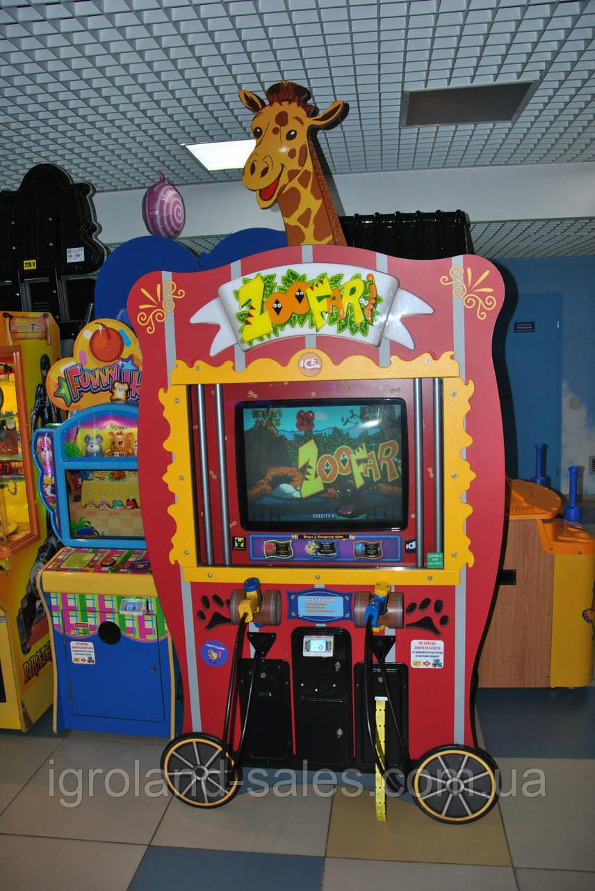 Игровой автомат обезьяны (crazy monkey)