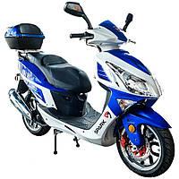Мотороллер (скутер) Spark SP150S-17R (150 см3)