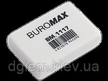 Ластик BUROMAX прямокутний BM.1117
