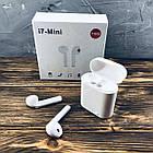 Наушники беспроводные i7 mini, фото 3